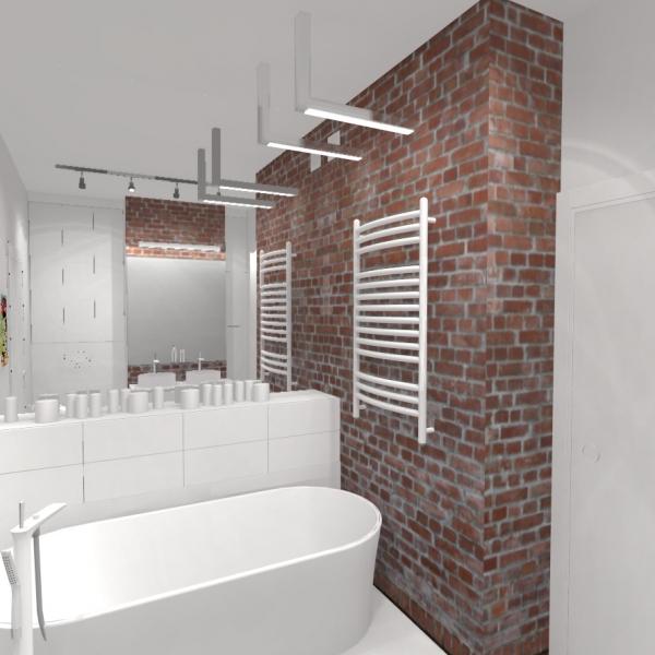 Projektowanie Eleganckie łazienki